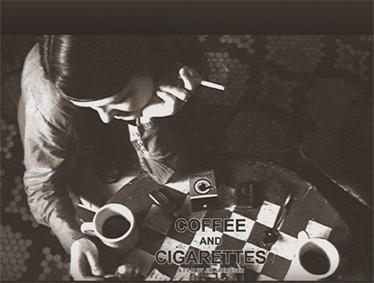 コーヒーと煙草