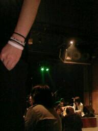 ライブの後