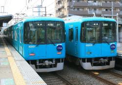 郡津(2008.7.7)