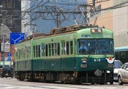 三井寺~浜大津間(2008.7.12)