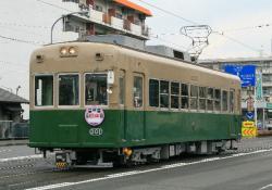 西大路三条~山ノ内間(2008.3.1)