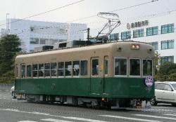 山ノ内~西大路三条間(2008.3.1)
