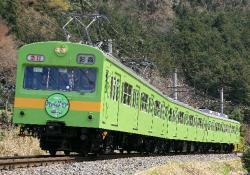 波久礼~樋口間(2008.4.5)