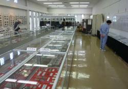 京王資料館館内(2008.4.6)