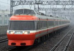 狛江~和泉多摩川間(2008.1.12)