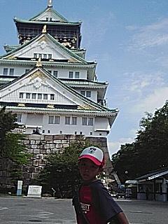 大阪城withケン