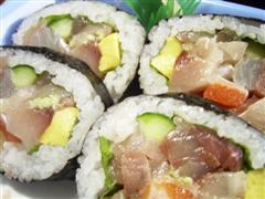 お刺身お寿司