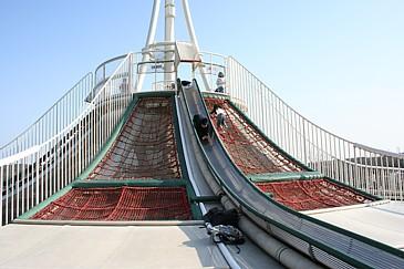モリコロパーク 滑り台