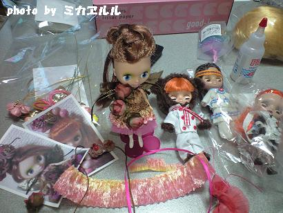 妖精さんショコラ製作中CA390145