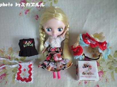 妖精さん決まりCA390151