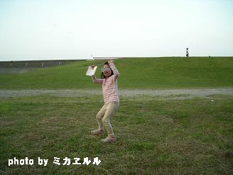 キャンプ・夕方DSCN0682