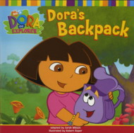 Dora's Backpack - Dora the Explorer