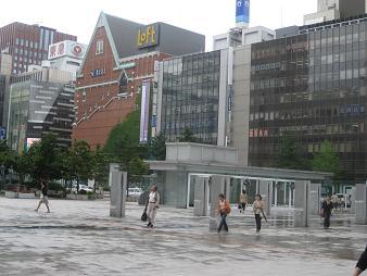 080719札幌駅前
