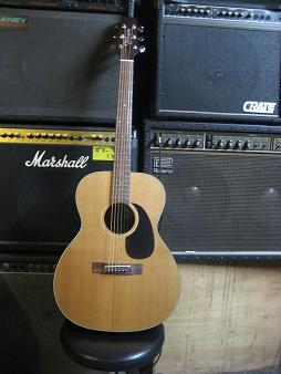 新しいギター