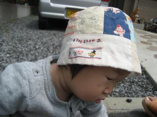 ひな☆帽子