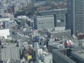 新宿駅南口・高島屋のあたり