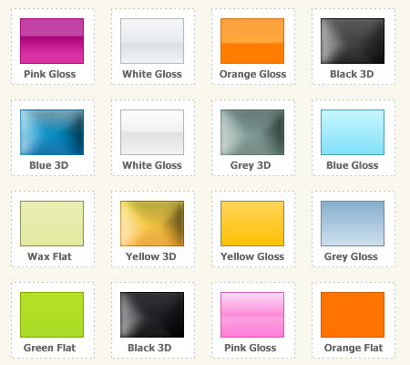 200807120002 Free Download Ultimate Web 2.0 Style Gradients