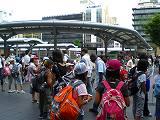京都駅にて②