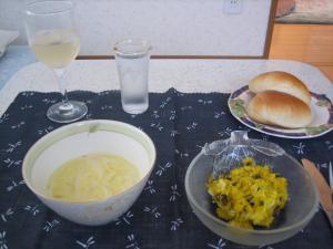 3日目お祝い膳前菜