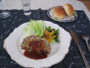 お祝い膳肉料理
