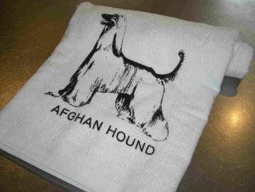 afghan towel