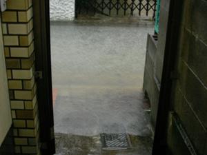 2008.8.6ゲリラ豪雨blog01