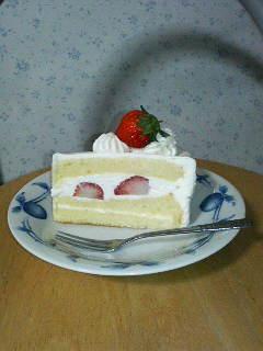 2008.5.13 ケーキ