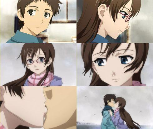 (#アニメ) true tears 第11話 「あなたが好きなのは私じゃない・・・」.avi_000197489_s
