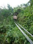 「ケーブルカー」ウブドハンギングガーデンズ(バリ島)