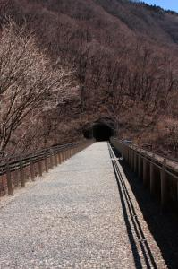 めがね橋-上道