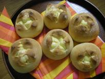 ☆チーズ入りパン☆