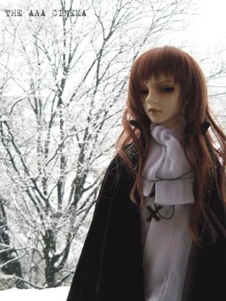 元親友を探して雪国まで…。