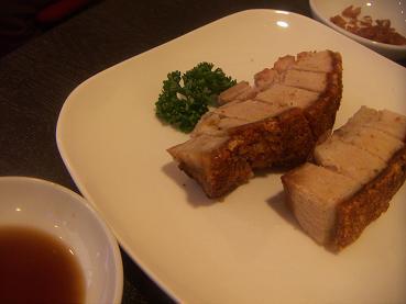 皮付きカリ、カリ焼き豚