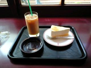 白桃のムース