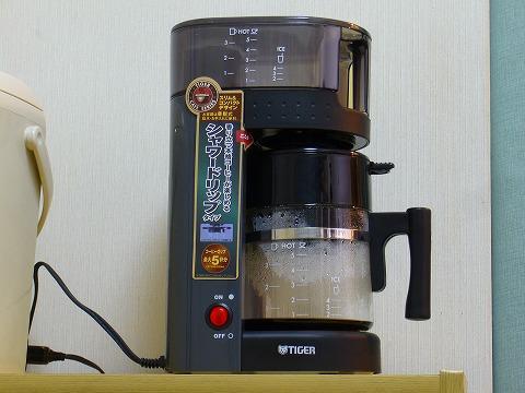 コーヒーメーカー買った。