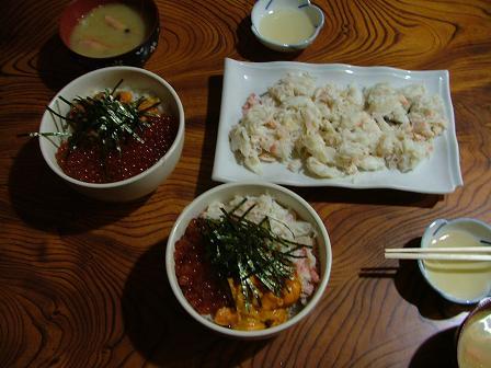 ミキヤの海鮮丼