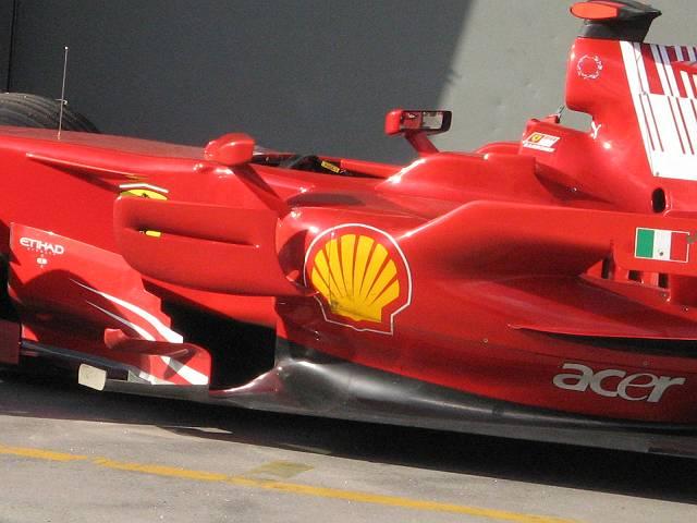 フェラーリエンジン