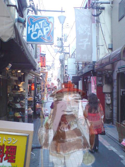 中野飲食店街