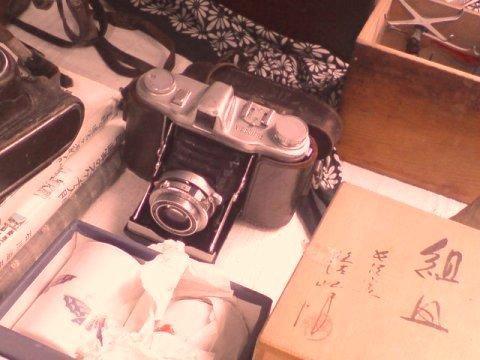 ジャバラのカメラ