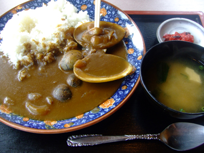hamaguri curry