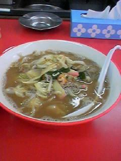 ちゃんぽん本舗麺