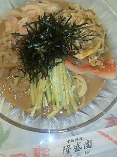 隆盛園2冷麺