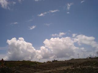 2008/8/9 雨上がり