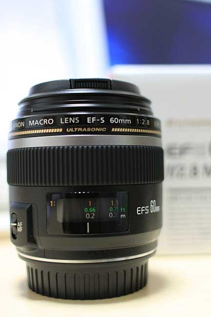 EF-S60mmマクロ
