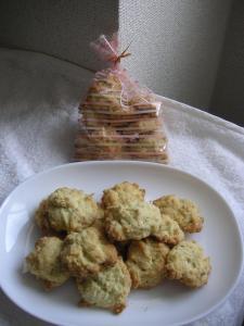 ゴマクッキーa