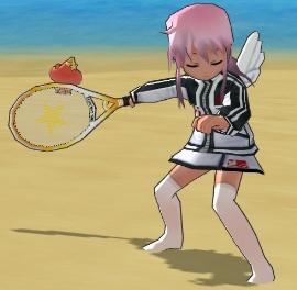 テニス部。女子。