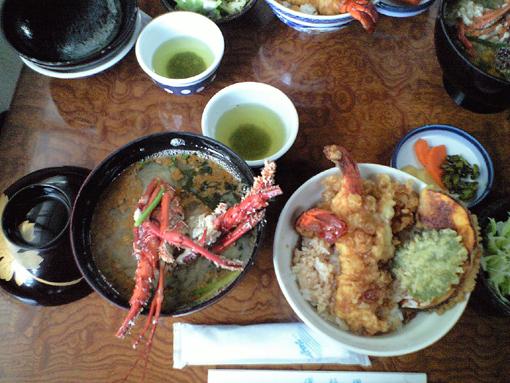 200805熱海 天丼