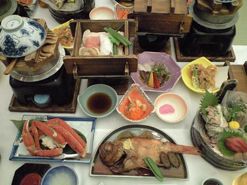 200805熱海ホテル夕食