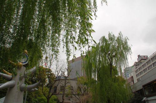 数奇屋橋公園
