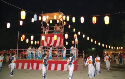 盆踊り大谷田